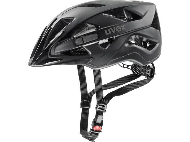 UVEX Active CC Cykelhjelm sort